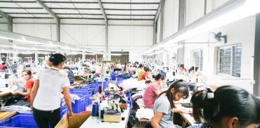 工場 Vietnam 1